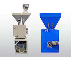 Multi-component Gravimetric Feeder